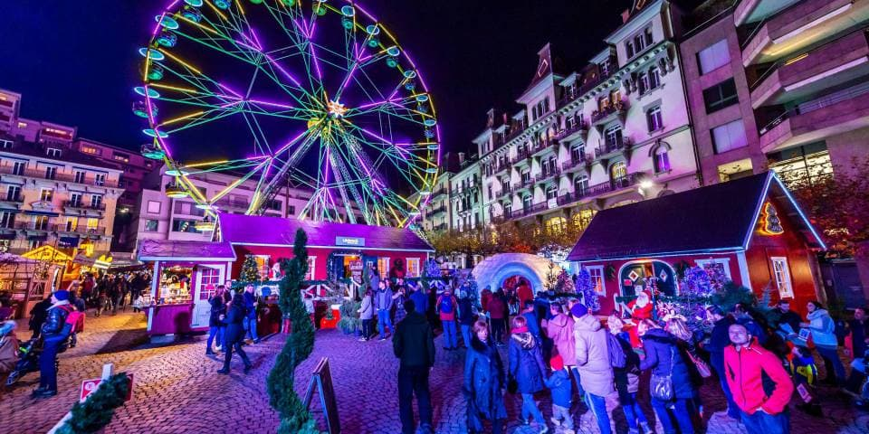 25 years of the Christmas market