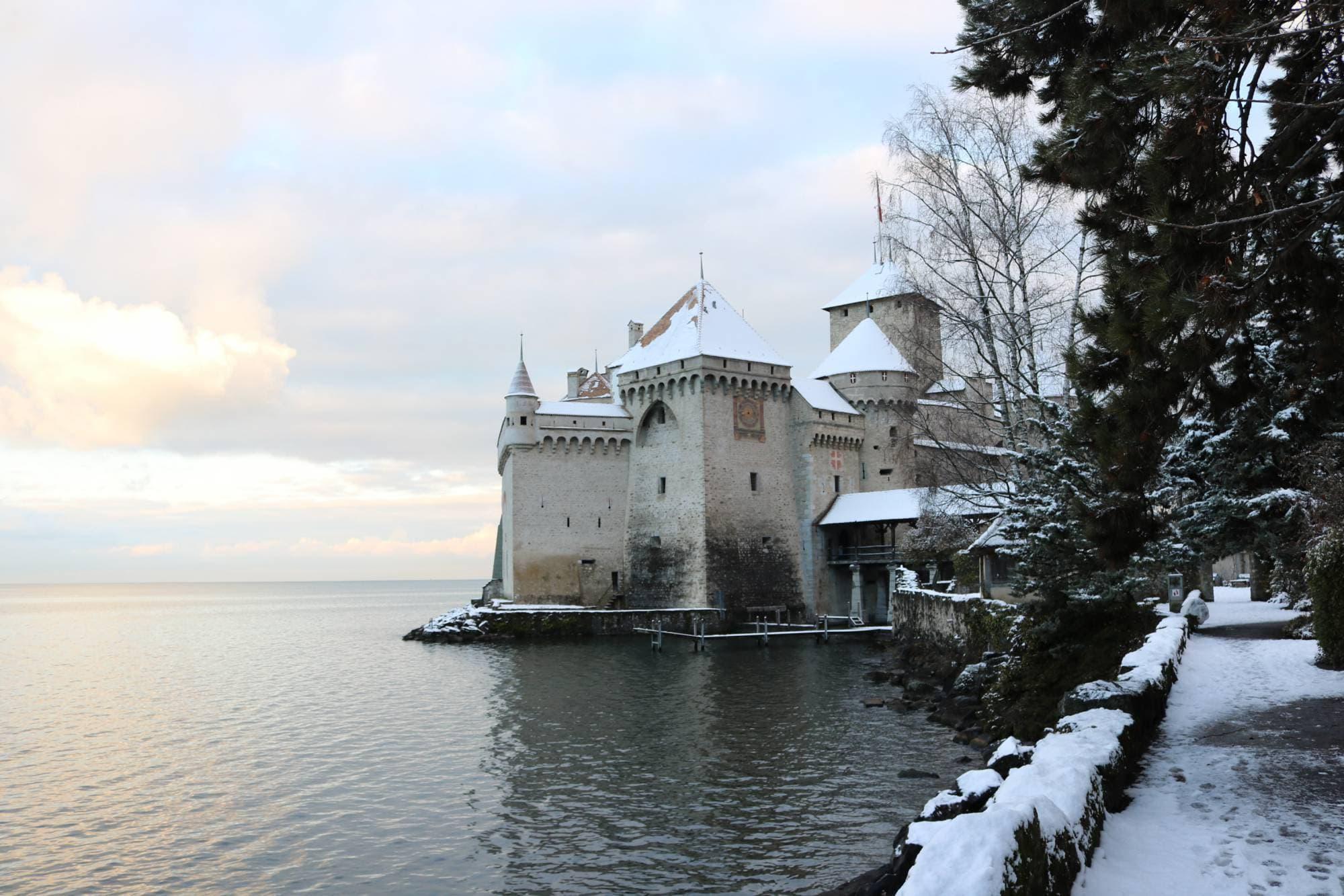 Montreux Noël Christmas At The Castle Chillon