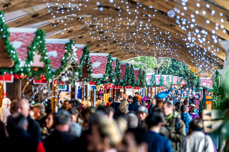 Montreux Noel Lakeside Christmas Market